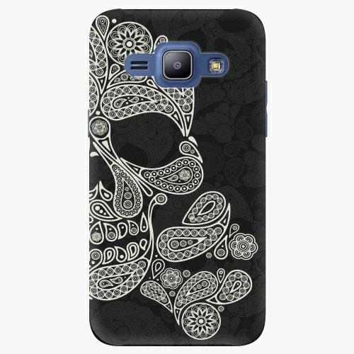 Plastový kryt iSaprio - Mayan Skull - Samsung Galaxy J1