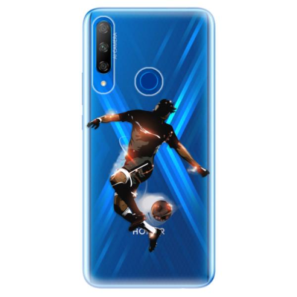 Odolné silikonové pouzdro iSaprio - Fotball 01 - Huawei Honor 9X