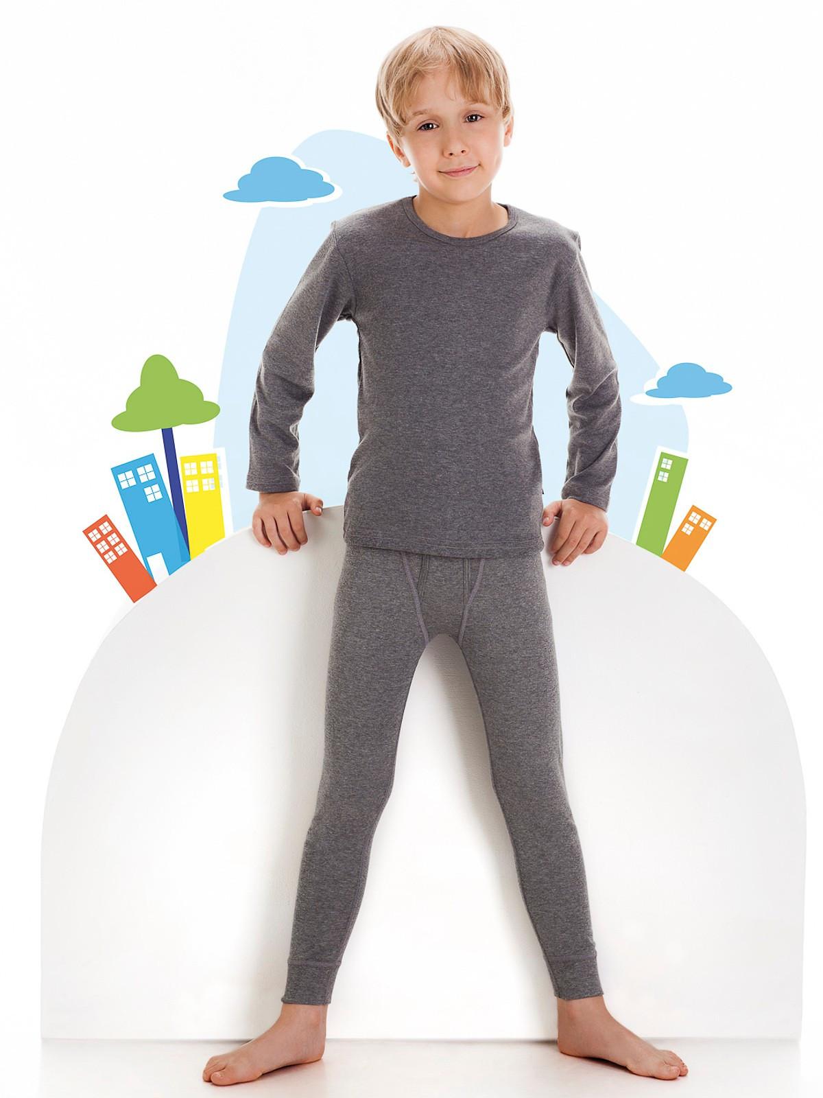 Dětské spodní kalhoty Cornette Kids Thermo Plus