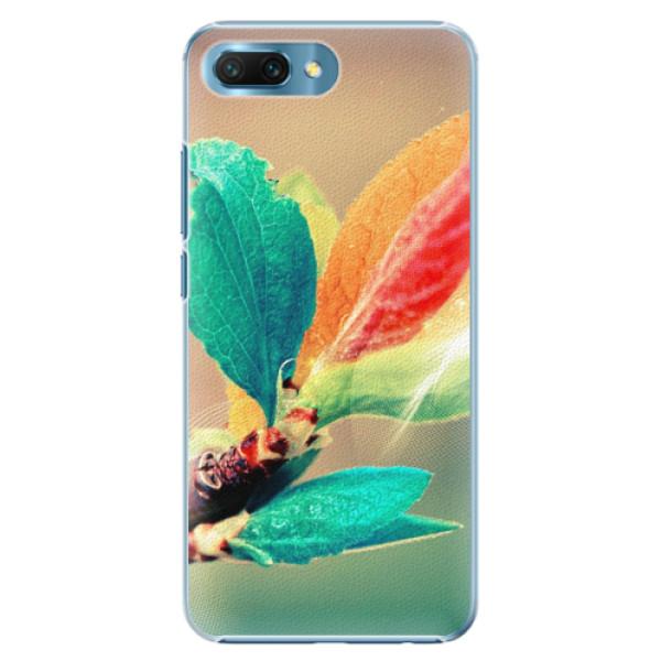 Plastové pouzdro iSaprio - Autumn 02 - Huawei Honor 10