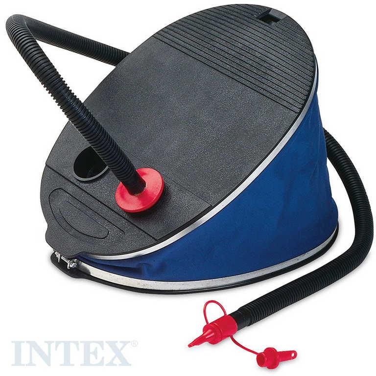INTEX Pumpa nožní jednočinná pro nafukovačky 68610