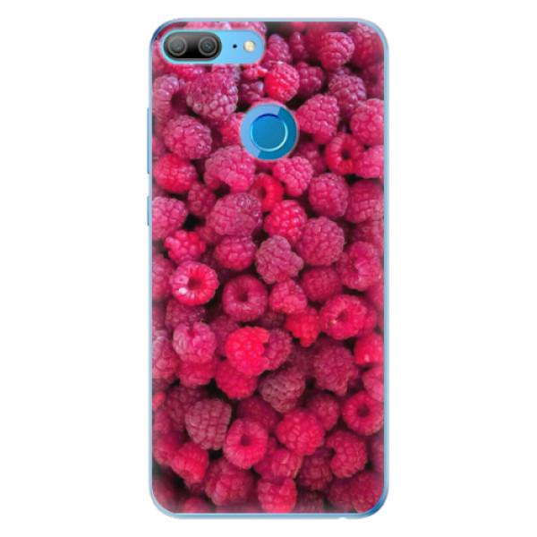 Odolné silikonové pouzdro iSaprio - Raspberry - Huawei Honor 9 Lite