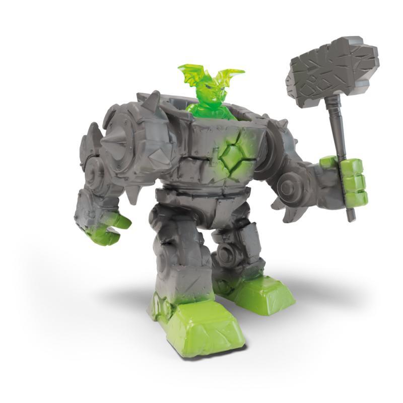 Eldrador Mini Creatures Kamenný Robot