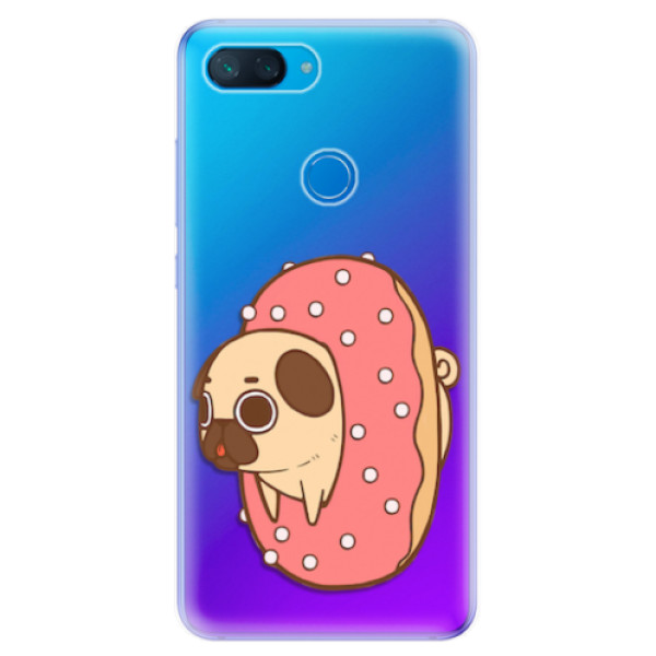Odolné silikonové pouzdro iSaprio - Dog 04 - Xiaomi Mi 8 Lite