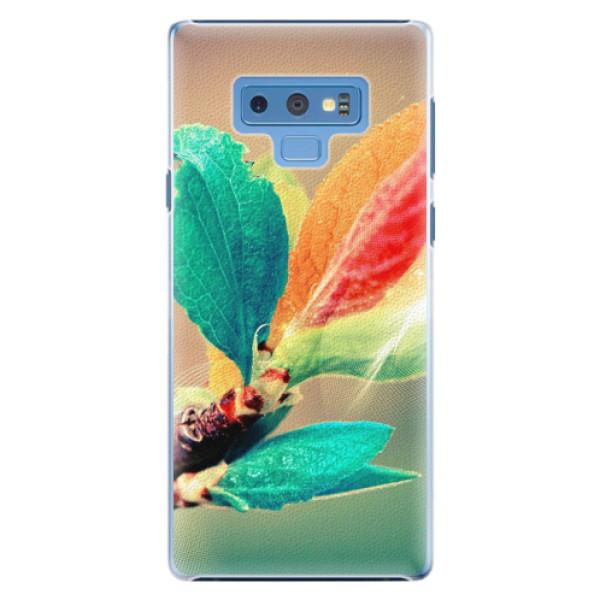 Plastové pouzdro iSaprio - Autumn 02 - Samsung Galaxy Note 9
