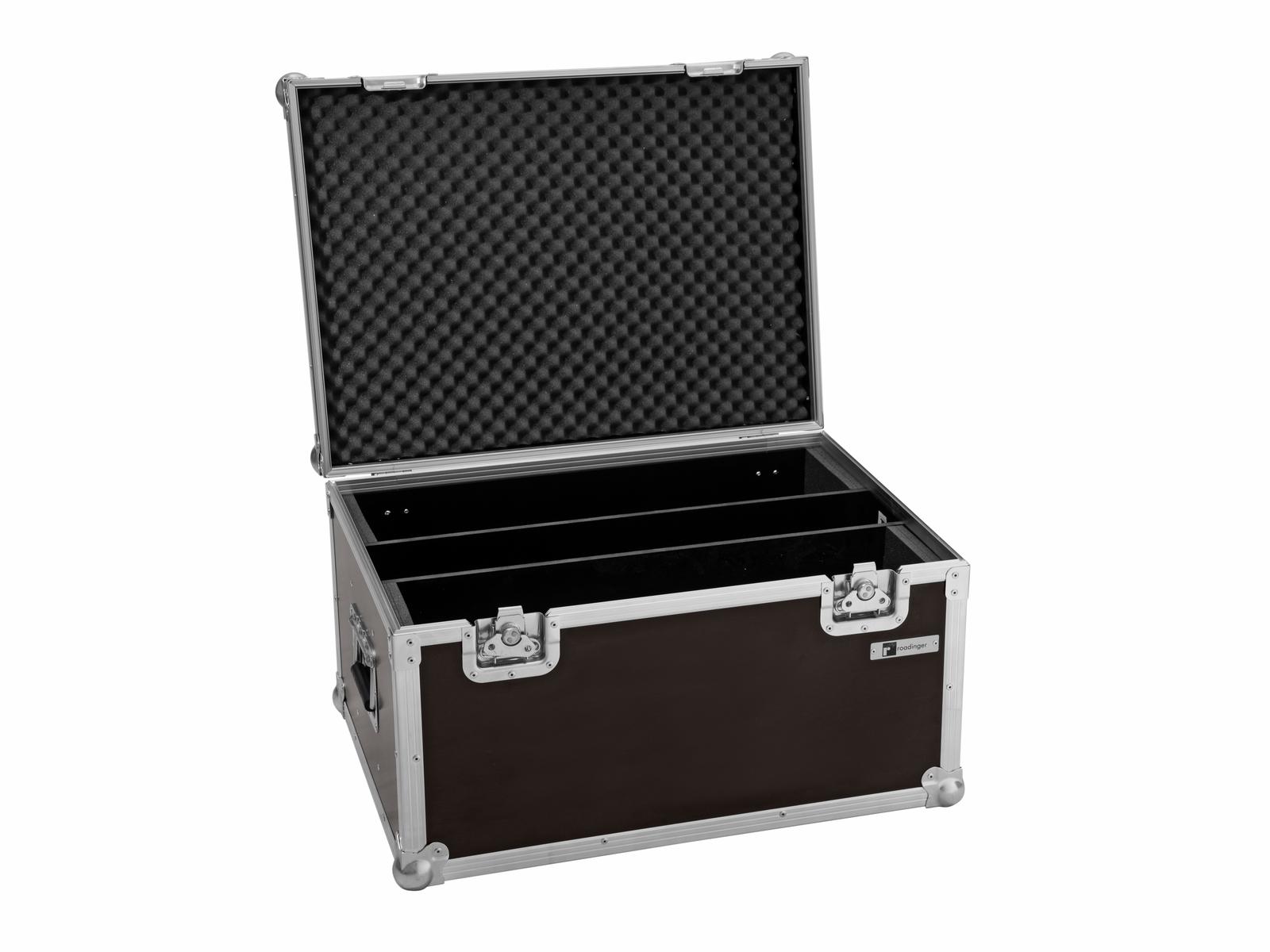 Roadinger Transportní Case pro 2x Eurolite LED PLL-360 LED reflektor
