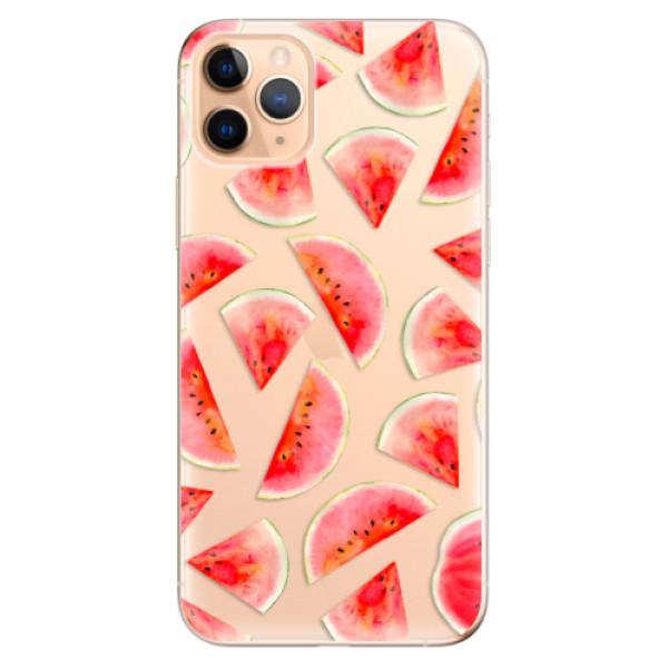 Odolné silikonové pouzdro iSaprio - Melon Pattern 02 - iPhone 11 Pro Max