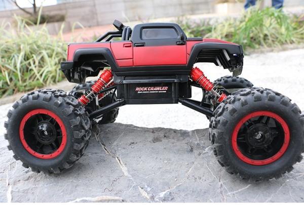 Crawler King Hummer 2,4Ghz - Trialové auto 4x4 na dálkové ovládání