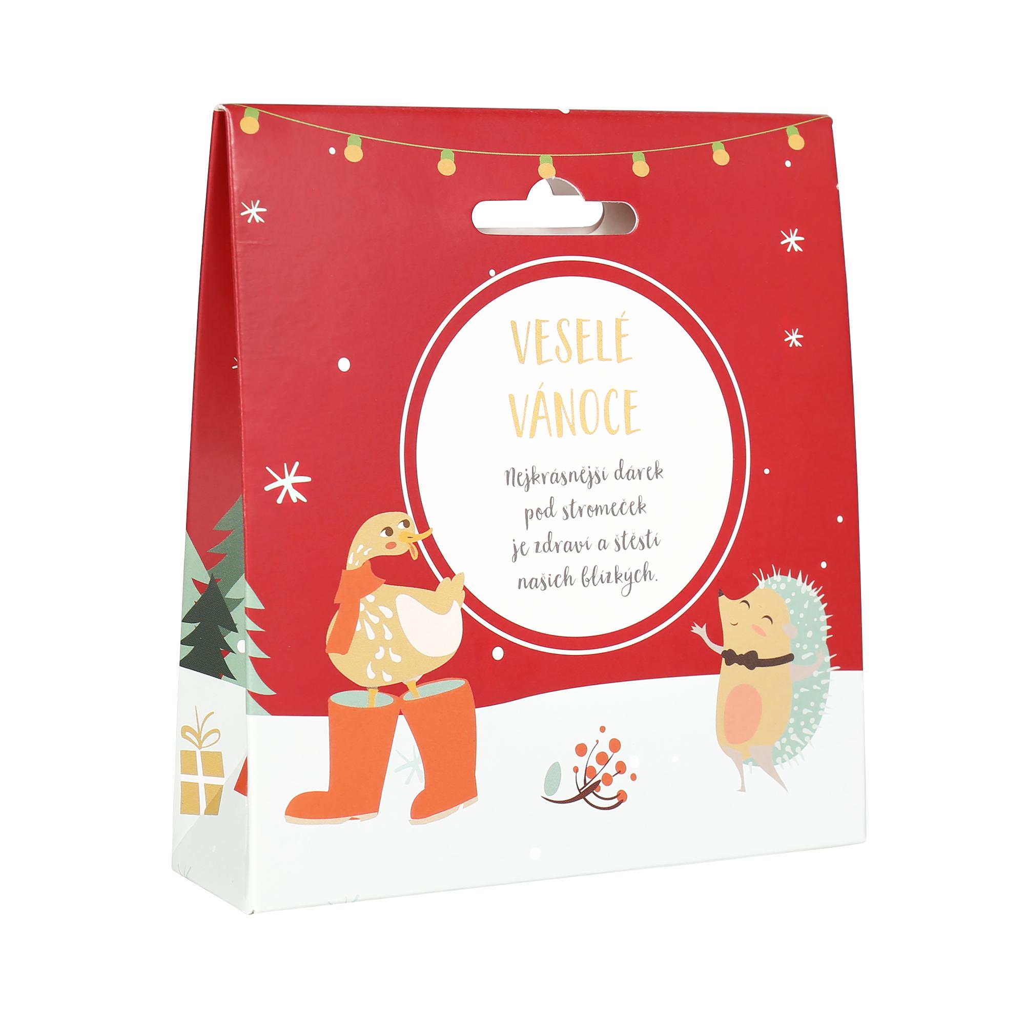 Vánoční čaje - Ovocný čaj - Veselé Vánoce