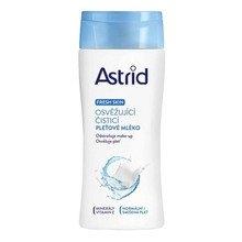 Fresh Skin osvěžující čisticí pleťové mléko pro normální a smíšenou pleť 200 ml