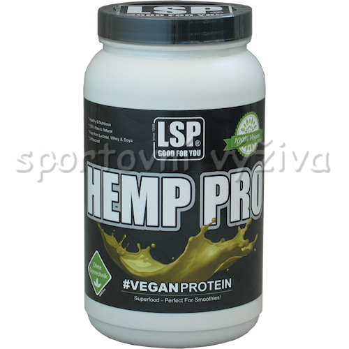 Hemp protein 1000g neutral