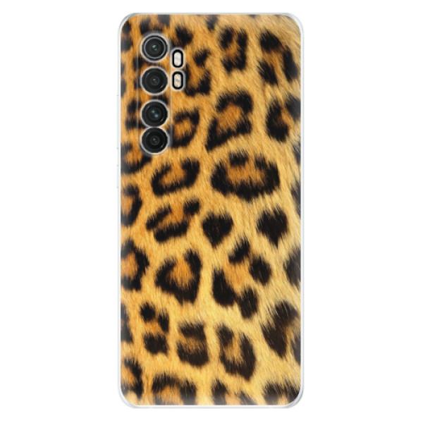 Odolné silikonové pouzdro iSaprio - Jaguar Skin - Xiaomi Mi Note 10 Lite