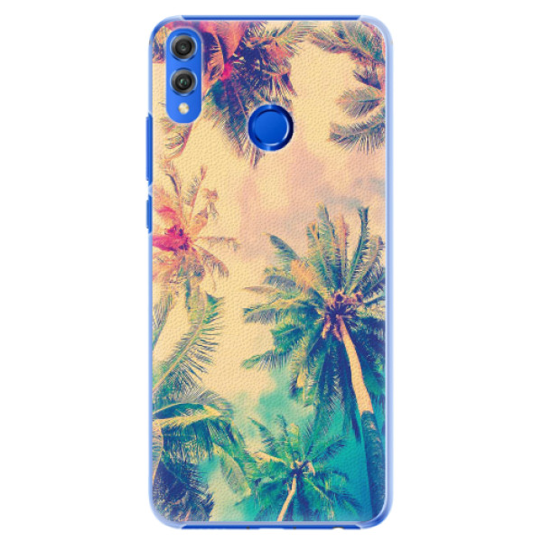 Plastové pouzdro iSaprio - Palm Beach - Huawei Honor 8X