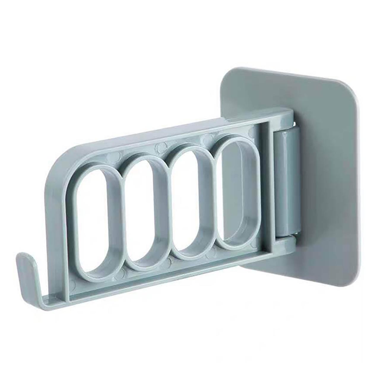 Nalepovací závěsný držák - šedý