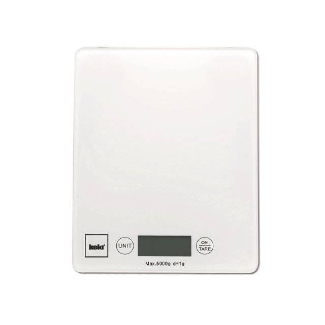 Váha kuchyňská digitální 5 kg PINTA bílá KL-15740