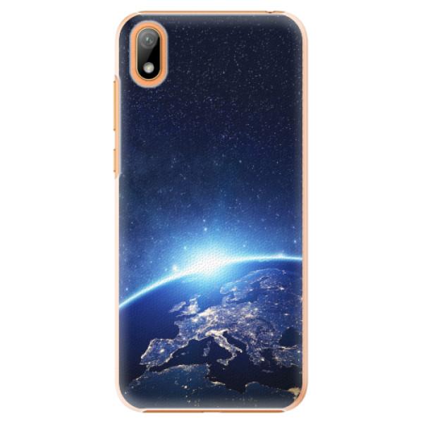 Plastové pouzdro iSaprio - Earth at Night - Huawei Y5 2019