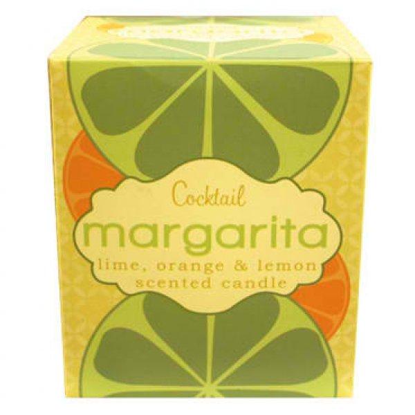 Svíčky s vůní koktejlů - Margarita