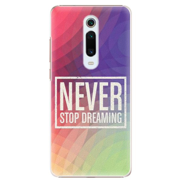 Plastové pouzdro iSaprio - Dreaming - Xiaomi Mi 9T Pro