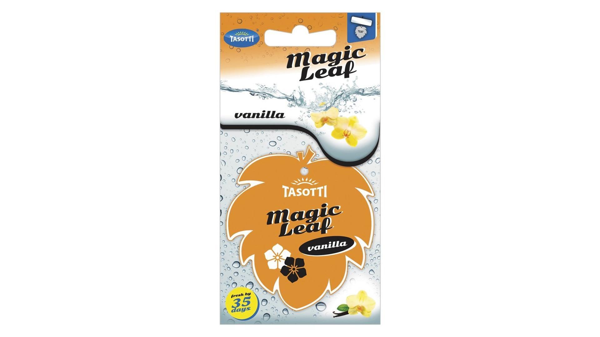 TASOTTI Magic leaf vanilla