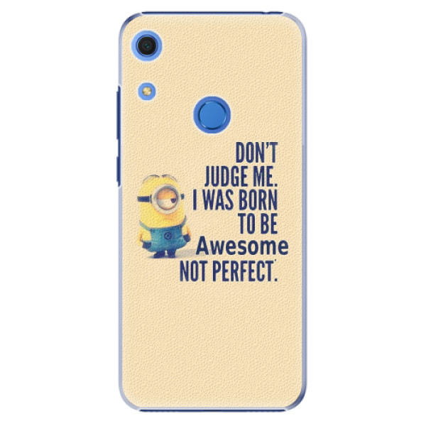 Plastové pouzdro iSaprio - Be Awesome - Huawei Y6s