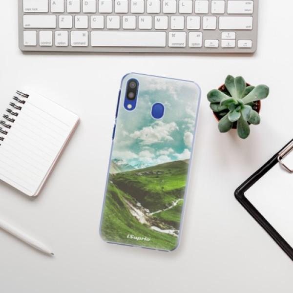 Plastové pouzdro iSaprio - Green Valley - Samsung Galaxy M20