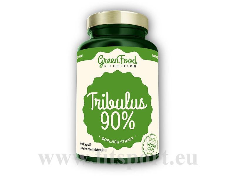 Tribulus 90% vegan kapslí
