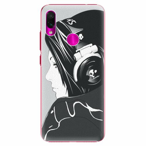 Plastový kryt iSaprio - Headphones - Xiaomi Redmi Note 7
