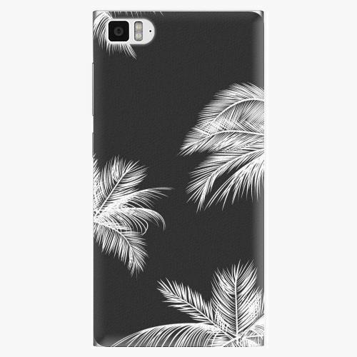 Plastový kryt iSaprio - White Palm - Xiaomi Mi3