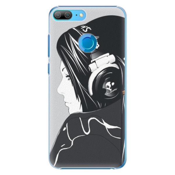 Plastové pouzdro iSaprio - Headphones - Huawei Honor 9 Lite
