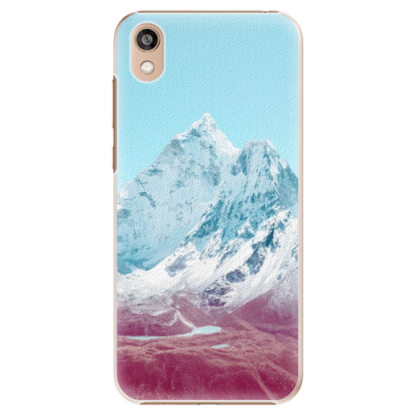 Plastové pouzdro iSaprio - Highest Mountains 01 - Huawei Honor 8S