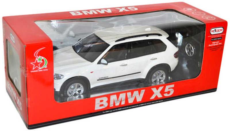 RC Auto BMW X5 40 cm 1:12 na dálkové ovládání (vysílačku)