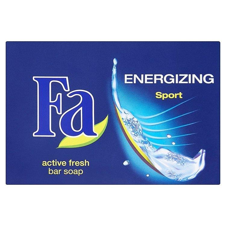 Mýdlo Energizing Sport 90g