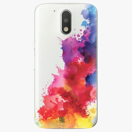 Plastový kryt iSaprio - Color Splash 01 - Lenovo Moto G4 / G4 Plus