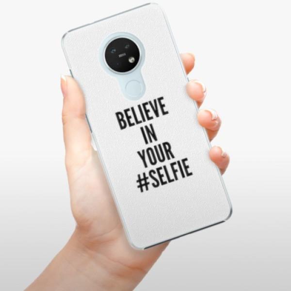 Plastové pouzdro iSaprio - Selfie - Nokia 7.2