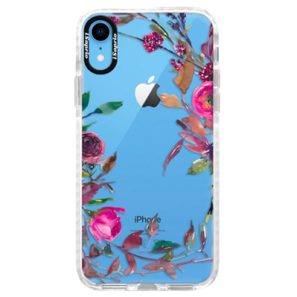 Silikonové pouzdro Bumper iSaprio - Herbs 01 - iPhone XR