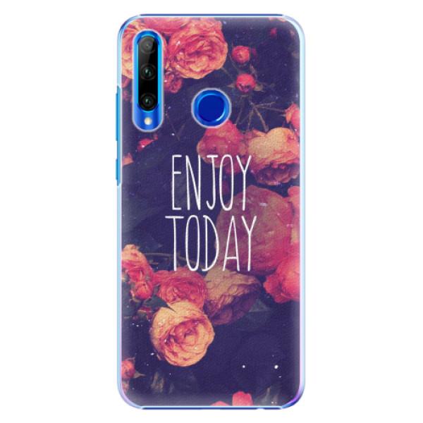 Plastové pouzdro iSaprio - Enjoy Today - Huawei Honor 20 Lite