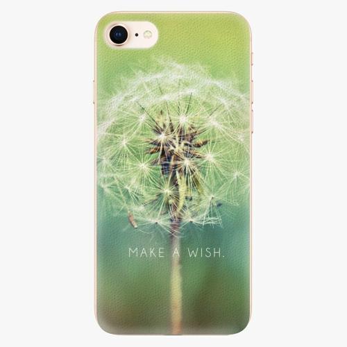 Plastový kryt iSaprio - Wish - iPhone 8