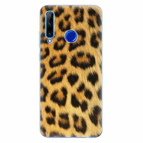 Silikonové pouzdro iSaprio - Jaguar Skin - Huawei Honor 20 Lite