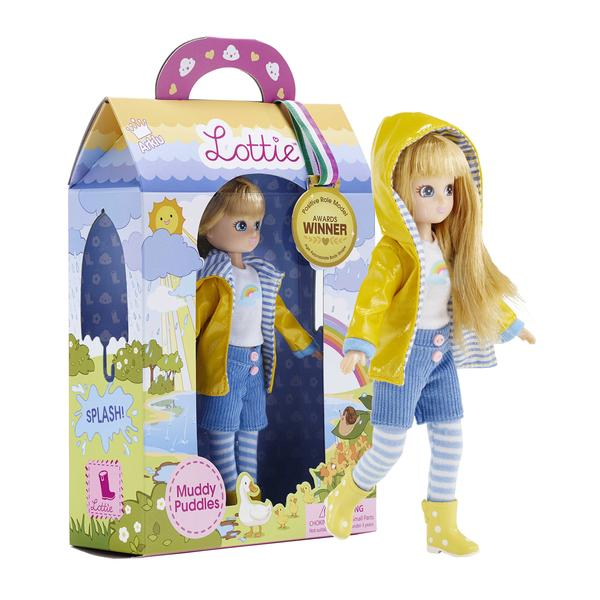 Lottie Panenka Muddy Puddles