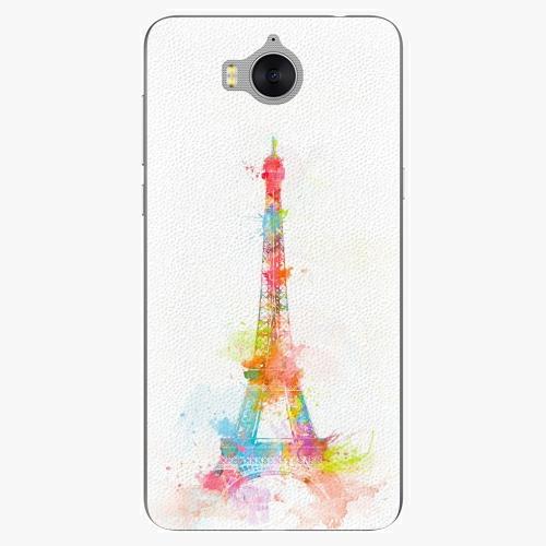 Plastový kryt iSaprio - Eiffel Tower - Huawei Y5 2017 / Y6 2017