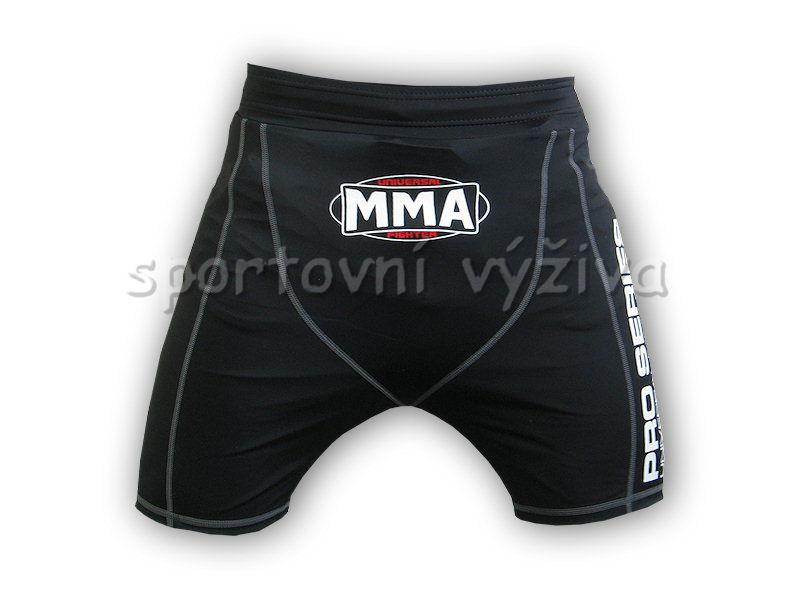 Šortky MMA Cobra Black EVO MMA-005-xxl