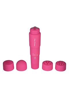 Masažní stimulátor Funky Pink massager