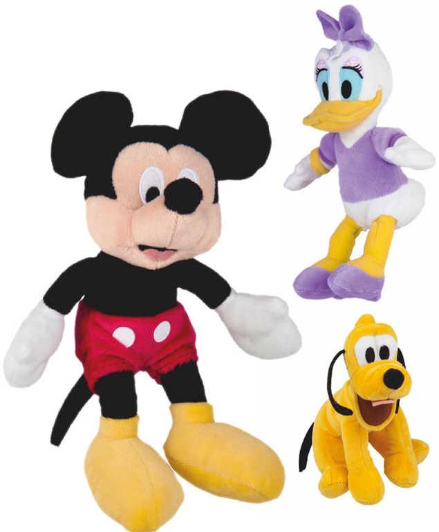 DINO PLYŠ Mickey Mouse a přátelé 20cm 4 druhy *PLYŠOVÉ HRAČKY*