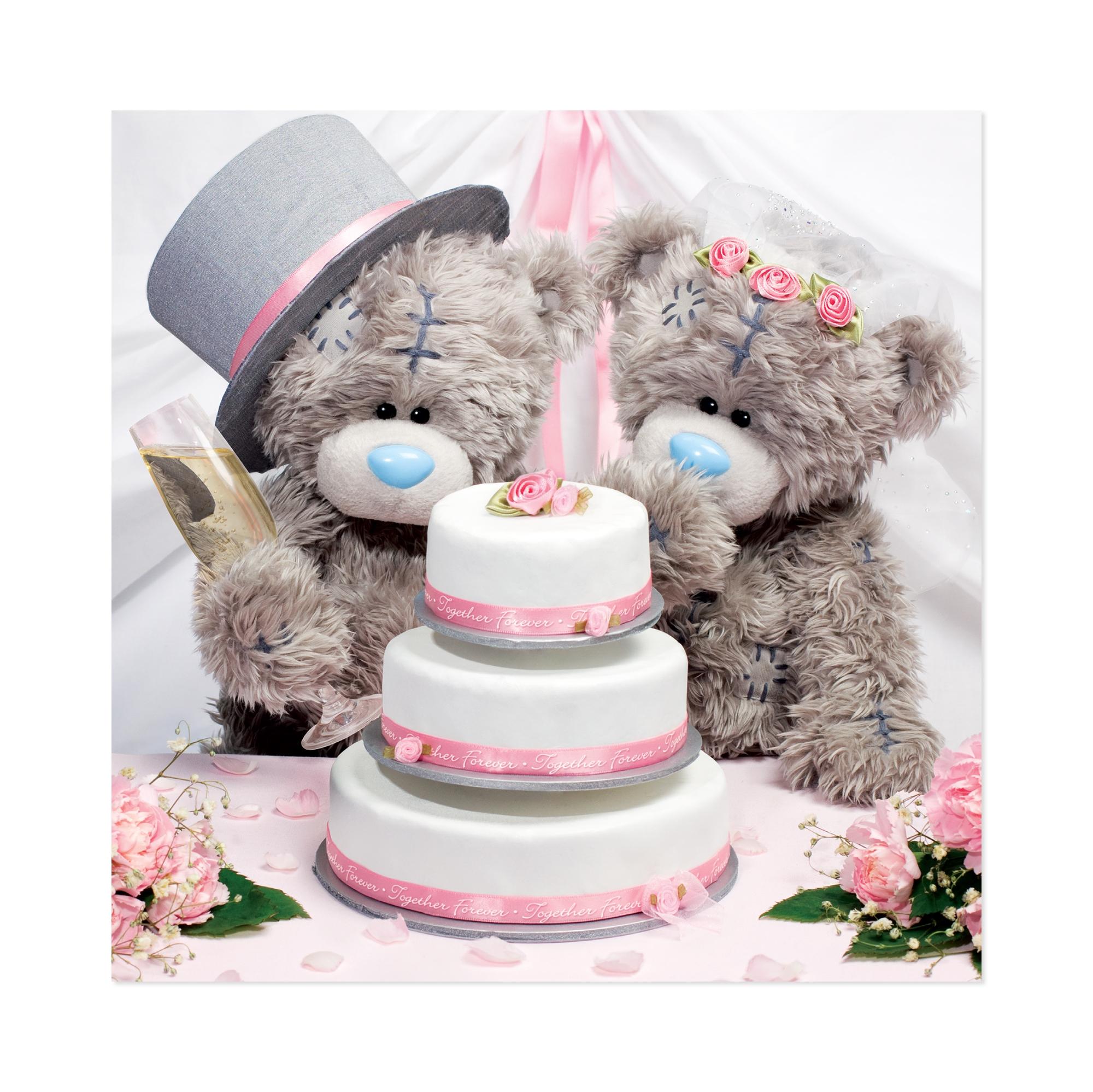 ALBI - 3D přání Me to You s dortem