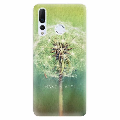 Silikonové pouzdro iSaprio - Wish - Huawei Nova 4