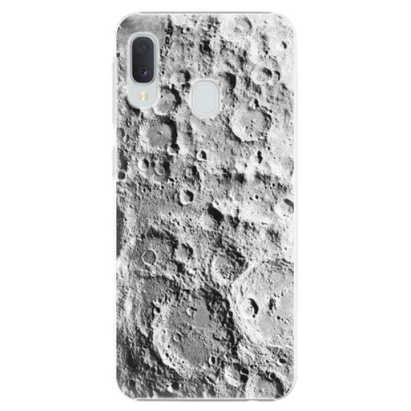 Plastové pouzdro iSaprio - Moon Surface - Samsung Galaxy A20e