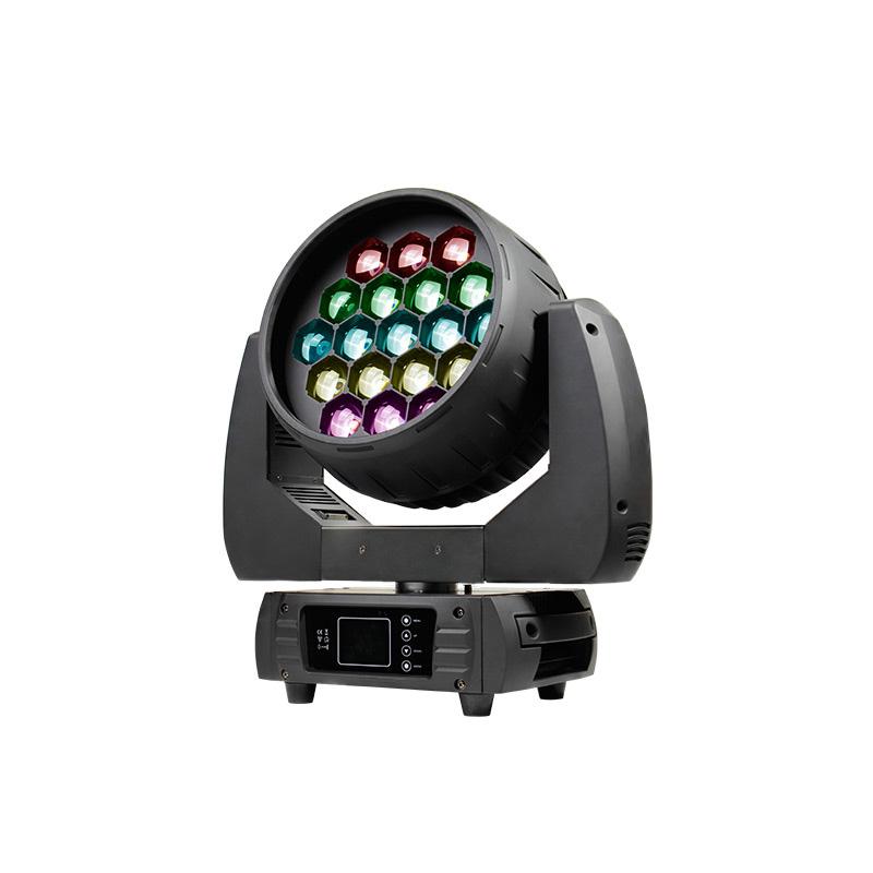 Muvik LED Mini ZOOM 19x 15W QCL