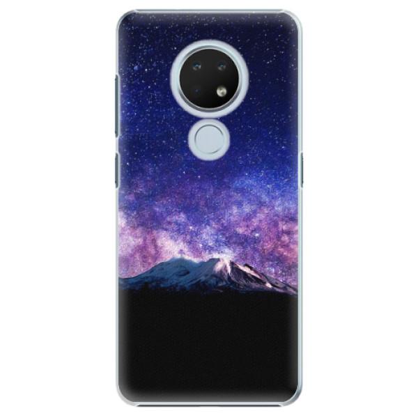 Plastové pouzdro iSaprio - Milky Way - Nokia 6.2