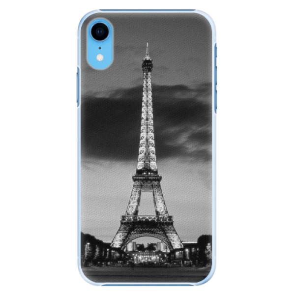Plastové pouzdro iSaprio - Midnight in Paris - iPhone XR