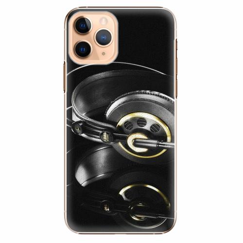 Plastový kryt iSaprio - Headphones 02 - iPhone 11 Pro